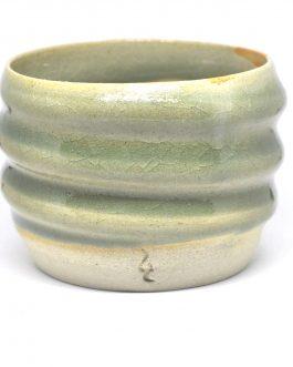 Zielona Doniczka Ceramiczna