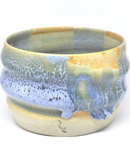 Doniczka Ceramiczna Z Efektem Szronu no.1