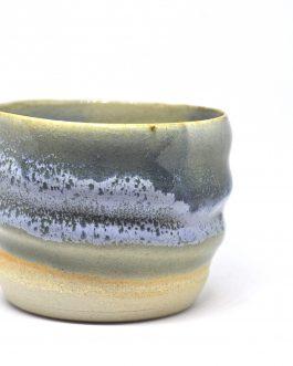 Doniczka Ceramiczna Z Efektem Szronu no.3