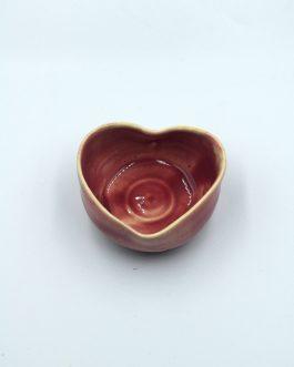 Ceramiczne Walentynkowe Serduszko no.5