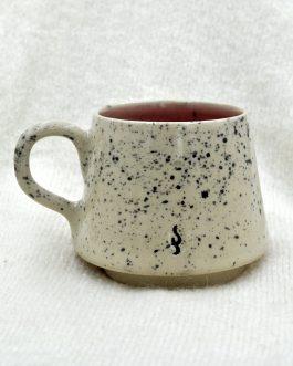 Kamionkowa Filiżanka na Kawę 250 ml Droga Mleczna (Różowy)